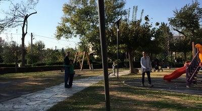 Photo of Playground Παιδική Χαρά at Φιλοθέη, Greece