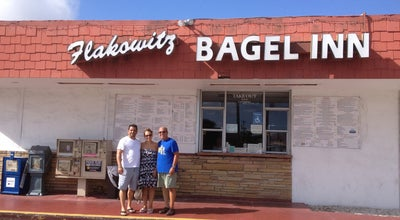Photo of Deli / Bodega Flakowitz Bagel Inn at 1999 N Federal Hwy, Boca Raton, FL 33432, United States