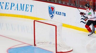 Photo of Hockey Arena HC Donbass / ХК Донбасс at Просп. Ильича, 93а, Донецк 83003, Ukraine
