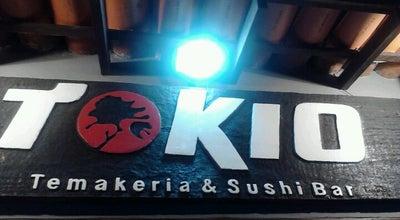 Photo of Sushi Restaurant Tokio temakeria e Sushi bar at Brazil