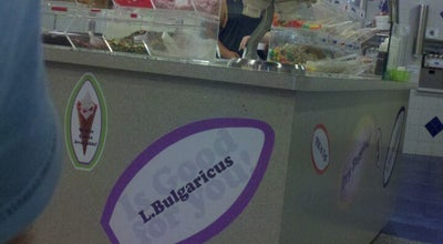 Photo of Ice Cream Shop Bippy's Frozen Yogurt at 91 Eglin Pkwy Ne, Fort Walton Beach, FL 32548, United States