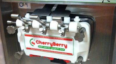 Photo of Ice Cream Shop CherryBerry Yogurt Bar at 3525 E Calumet St, Appleton, WI 54915, United States