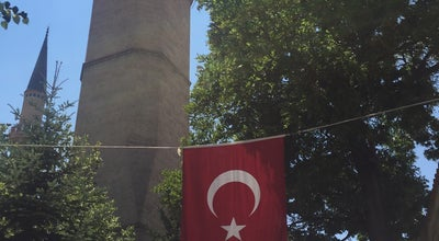 Photo of Mosque Ulu Camii at Pazar Mahallesi, Burdur, Turkey