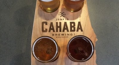 Photo of Brewery Cahaba Brewing Company at 4500 5th Ave S, Birmingham, AL 35222, United States