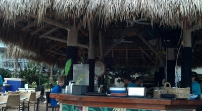 Photo of American Restaurant Breezer's Tiki Bar at 103800 Overseas Hwy, Key Largo, FL 33037, United States