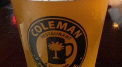 Photo of Gastropub Coleman Public House Resturant & Tap Room at 427 W Coleman Blvd, Mt Pleasant, SC 29464, United States