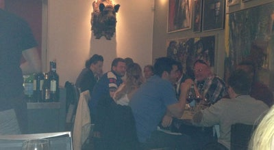 Photo of Italian Restaurant FAMO at Saxogade 3, København, Denmark