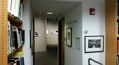 Photo of Art Gallery Photographic Resource Center at Boston University at 832 Commonwealth Ave, Boston, MA 02215, United States