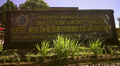 Photo of History Museum Museum Negeri Sulawesi Utara at Jl. Wr Supratman No. 72, Manado 95123, Indonesia