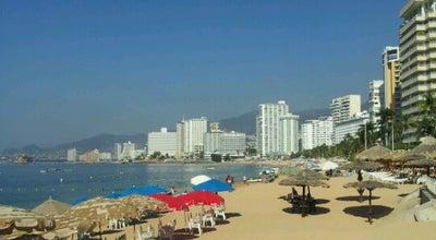 Photo of Beach Playa - Beach at Hotel Emporio, Mexico