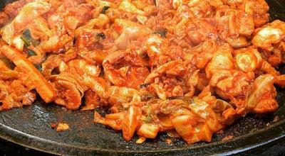 Photo of Korean Restaurant 진미닭갈비 at South Korea