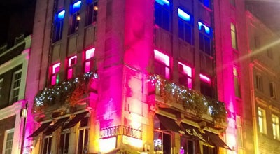 Photo of Nightclub The Edge at 11 Soho Sq., W1, London, United Kingdom