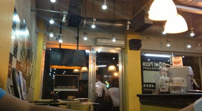 Photo of Pizza Place Yellow Cab Pizza Co. at Arsenio H. Lacson Ave., Manila, Philippines