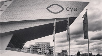 Photo of Museum EYE at Ijpromenade 1, Amsterdam 1031 KT, Netherlands