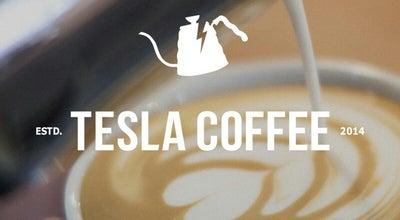 Photo of Coffee Shop Tesla Coffee at Ул. Чернышевского, 1, Екатеринбург, Russia