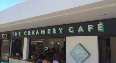 Photo of Ice Cream Shop The Creamery Cafe at 35 Dean Street, Cape Town 7700, South Africa