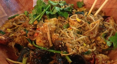 Photo of Chinese Restaurant Laoma Mala Tang at #16 New World Food Court, Flushing, NY 11354, United States