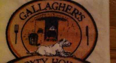 Photo of Restaurant Gallagher's Boxty House at 20-21 Temple Bar, Dublin 2, Ireland