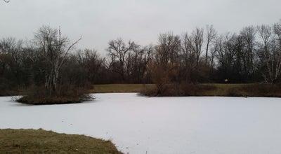 Photo of Lake Estabrook Pond at Estabrook Park, Shorewood, WI 53211, United States