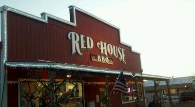 Photo of BBQ Joint Red House BBQ at 426 E Tehachapi Blvd, Tehachapi, CA 93561, United States
