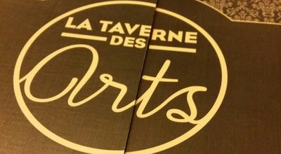 Photo of French Restaurant La Taverne des Arts at 7 Place Des Jacobins, Le Mans 72000, France