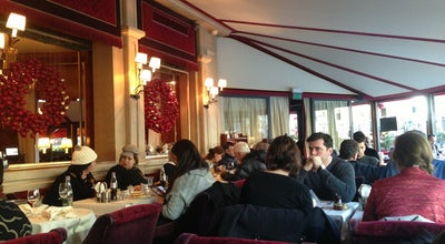 Photo of French Restaurant Le Fouquet's at 99 Avenue Des Champs-élysées, Paris 75008, France