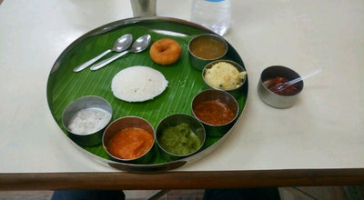 Photo of Indian Restaurant Sree Annapoorna at No 75, 2nd, Coimbatore 641002, India