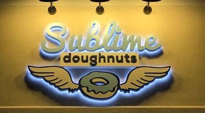 Photo of Donut Shop Sublime Doughnuts at 2566 Briarcliff Rd Ne, Atlanta, GA 30329, United States
