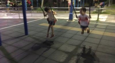 Photo of Playground 大安森林公園兒童遊樂場 at 大安區新生南路二段1號, 台北市 106, Taiwan
