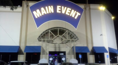 Photo of Bowling Alley Main Event Entertainment at 2070 S Stemmons Fwy, Lewisville, TX 75067, United States