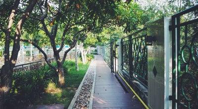 Photo of Park สวนสาธารณะเทศบาลเมืองสำโรงใต้ at สำโรงใต้, พระประแดง, Thailand
