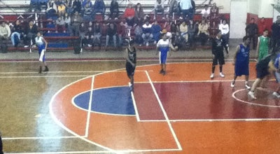 Photo of Basketball Court gimnasio municipal at Mexico