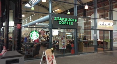 Photo of Coffee Shop Starbucks at Station Nijmegen, Nijmegen 6512 AB, Netherlands