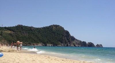 Photo of Beach Alanya Beach at Guzelyali Caddesi, Alanya 07400, Turkey