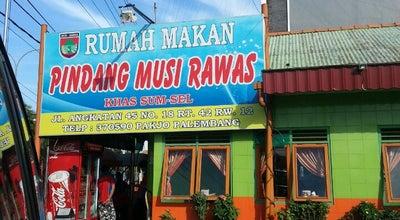Photo of Indonesian Restaurant RM Pindang Musi Rawas at Jalan Angkatan 45 No.18, Palembang, Indonesia