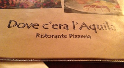 Photo of Diner Dove c'era l'Aquila at Via Cesare Battisti 49, Cattolica 47841, Italy