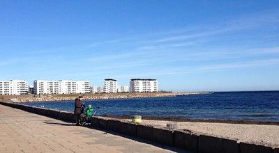 Photo of Beach Svanemøllestranden at Strandpromenaden 27, København Ø 2100, Denmark