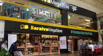 Photo of Bookstore Saraiva MegaStore at Shopping Center Norte, São Paulo 02089-900, Brazil