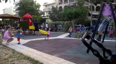 Photo of Playground Το Πάρκο Του Ψηλού at Εύξεινου Πόντου, Νέα Σμύρνη, Greece