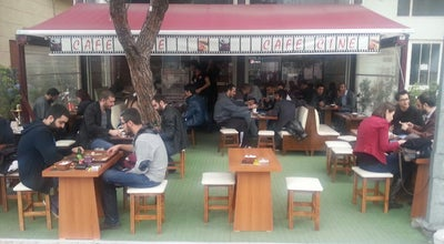 Photo of Cafe Cine Cafe at Kurtdereli Heykeli, Balıkesir, Turkey