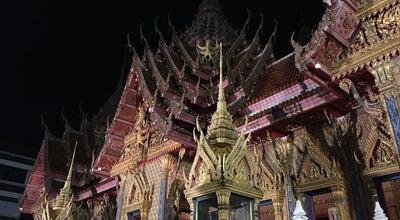 Photo of Buddhist Temple วัดโคกสมานคุณ พระอารามหลวง at หาดใหญ่, Thailand