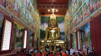 Photo of Temple Wat mixay at Vientiane, Laos