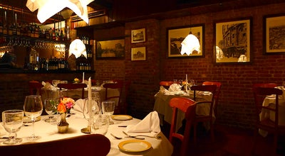 Photo of Italian Restaurant Lattanzi at 361 W 46th St, New York, NY 10036, United States