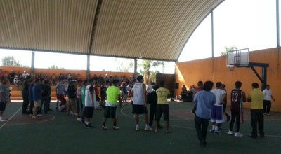 Photo of Basketball Court cancha de basquetball at Mexico