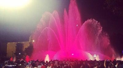 Photo of Historic Site The Magic Fountain of Montjuïc at Placa De Carles Buigas, Spain