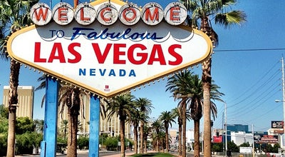 Photo of Monument / Landmark Welcome To Fabulous Las Vegas Sign at 5100 S Las Vegas Blvd, Las Vegas, NV 89119, United States