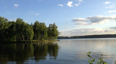 Photo of Lake озеро Травинское at Озеро Травинское, Пушкино, Russia