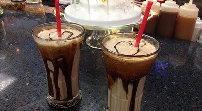 Photo of Ice Cream Shop Bertie's Of Arcadia at 4041 E Thomas Rd, Phoenix, AZ 85018, United States