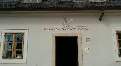 Photo of Cafe Kavárna Na Kozím plácku at Dačického Náměstí 10/5, Kutná Hora 28401, Czech Republic
