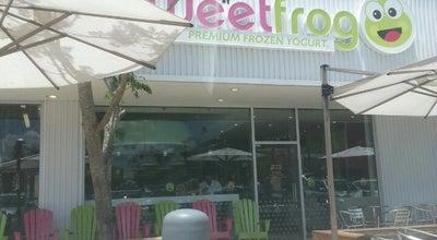 Photo of Frozen Yogurt SweetFrog at Ave. Estrella Sadhala, Plaza Supermercado Bravo, Santiago de los Caballeros 51000, Dominican Republic